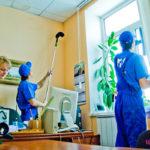 Услуги клининговых компаний