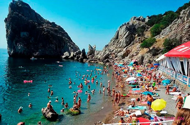 курорт Крыма