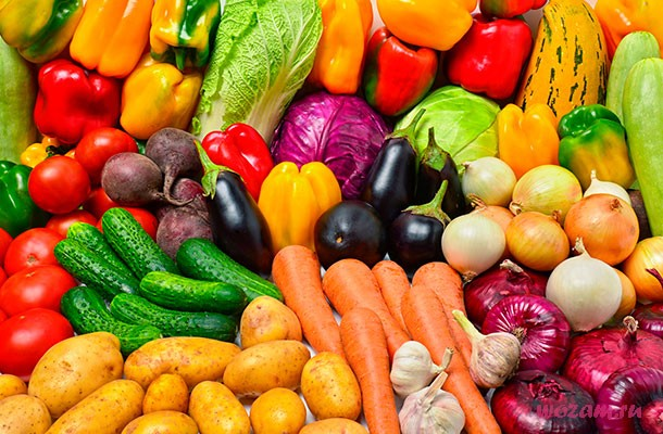 Полезные свойства овощей